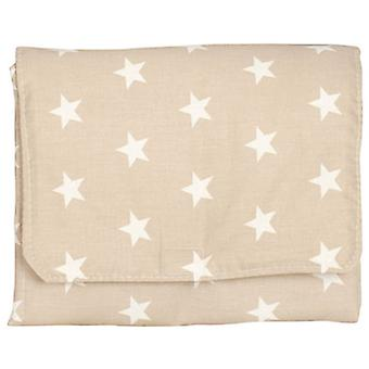 Happy Way Dressing Changer Stars Beige (Home , Babies and Children , Bath , Changing Mat)