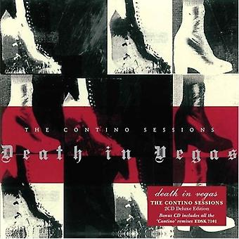 The Contino Sessions by Death In Vegas