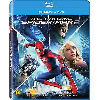 Amazing Spider-Man 2 [BLU-RAY] USA import