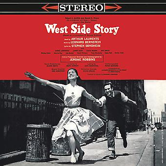 Broadway Cast - West Side Story [CD] USA import