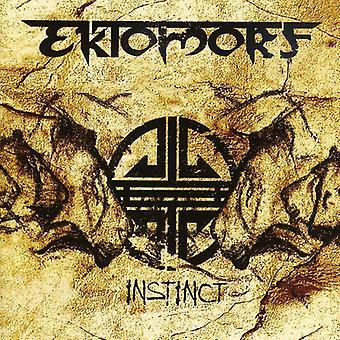 Ektomorf - instinkt [CD] USA importerer