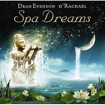 Evenson, dekan/D'Rachael - Spa drømme [CD] USA import