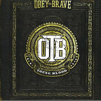 Obey the Brave - Young Blood [CD] USA import