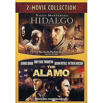 Importación de USA de Hidalgo/Alamo [DVD]