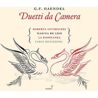 Handel - importar de USA Duetti Da Camera [CD]