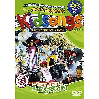 Kidsongs - Learning a Lesson [DVD] USA import