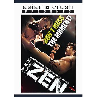 MMA Zen [DVD] USA importerer