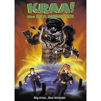 Kraa! l'importation des USA de monstre marin [DVD]