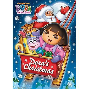Dora Utforskaren - Doras jul [DVD] USA import
