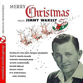 Jimmy Wakely - Merry Christmas From Jimmy Wakely [CD] USA import