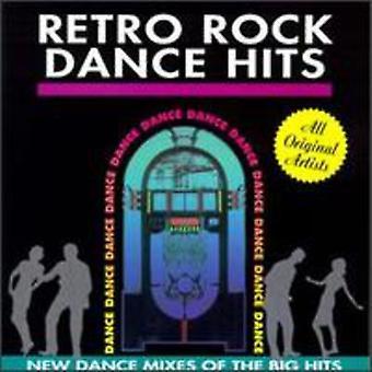 Retro Rock Dance Hits - Retro Rock Dance Hits [CD] USA import