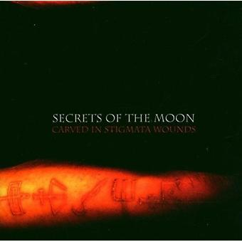 Secrets of the Moon - Carved in Stigmata Wounds [Vinyl] USA import