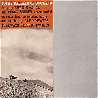 Maccoll/Seeger - Bothy Ballads of Scotland [CD] USA import