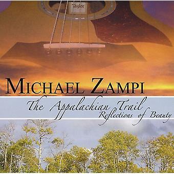 Michael Zampi - Appalachian Trail-reflecties van schoonheid [CD] USA import