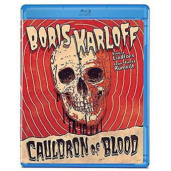 Cauldron of Blood (Aka Blind Man's Bluff) [BLU-RAY] USA import