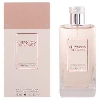 Chevignon Heritage For Women Edt Vapo 100 Ml (Perfumes , Perfumes)