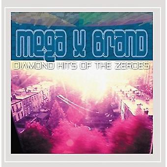 Megaxbrand - Diamond treff nuller [DVD] USA import