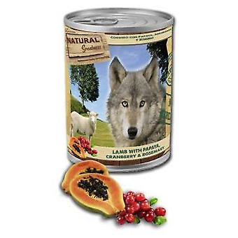 Natural Greatness Lamb with papaya, cranberries and rosemary (Dogs , Dog Food , Wet Food)