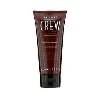 American Crew Men Super Glue (Extreme Hold and Shine) - 100ml/3.3oz