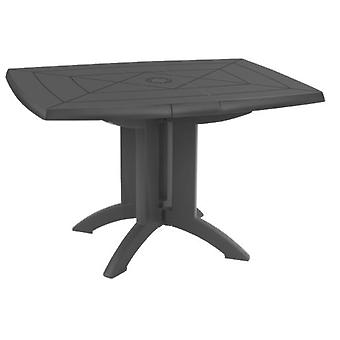 Grosfillex FOLDING GARDEN TABLE VEGA