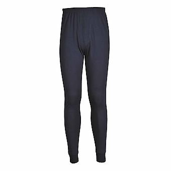 Portwest - ignífugo antiestático Leggings térmicos Long John