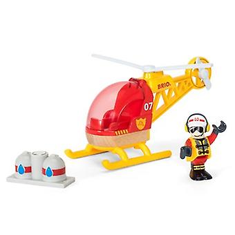 BRIO Rescue helikopter
