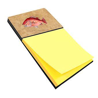 Snapper fragola Refiillable note di Sticky Note titolare o Postit nota Dispenser