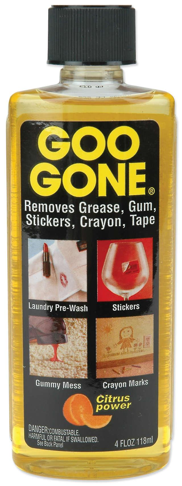 Goo Gone Remover Citrus Power 4 Ounces Gg44