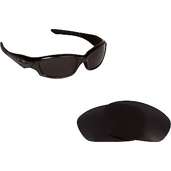 Best SEEK Replacement Lenses for Oakley STRAIGHT JACKET - Multiple Options