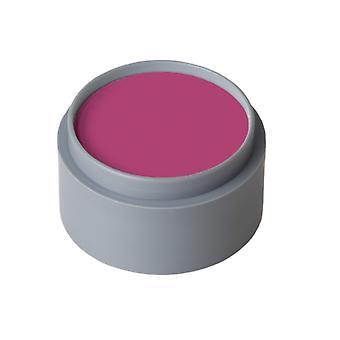 Fyldes op og øjenvipper vand makeup ren dyb pink
