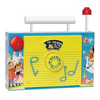 Fisher Price Classic - TV Radio