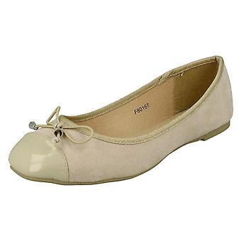 Dames plek op Ballerina schoenen