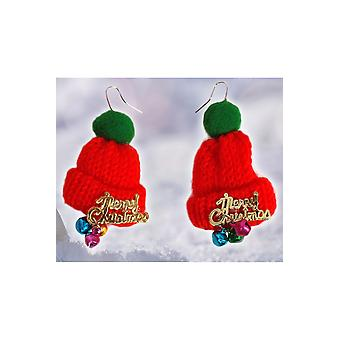 Jewelry and crowns  Christmas earrings
