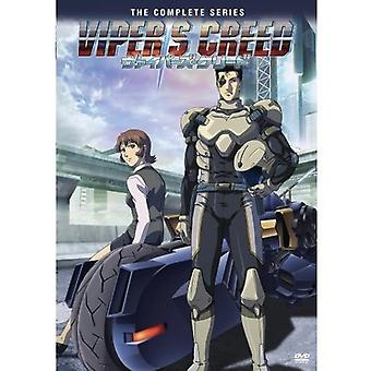 Viper's Creed: Season 1 [DVD] USA import