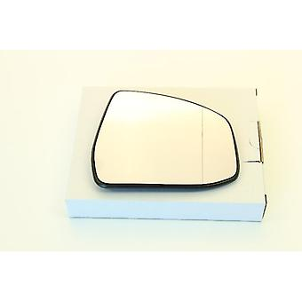 Right Mirror Glass (heated) & Holder For FORD FOCUS III 2011-2017