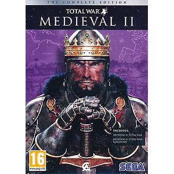 Medieval 2 Total War - Complete Collection PC DVD-spelet