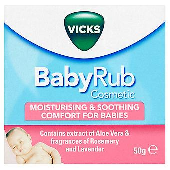 Vicks Baby Rub Cosmetic