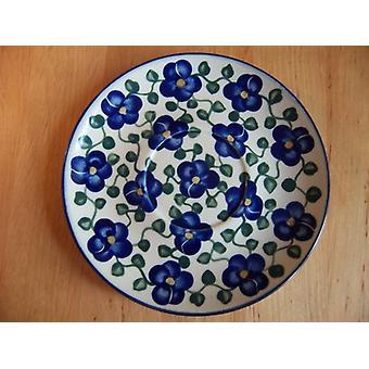 Plaat voor cups, unieke 42 - polonaise poterie - BSN 1338