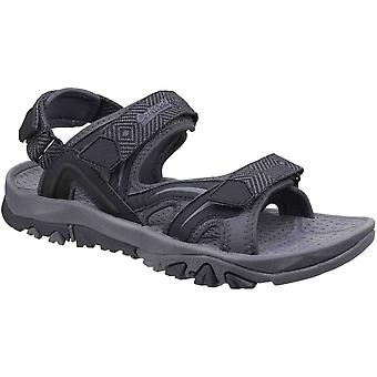 Cotswold Mens Cutsdean tocco Casual ogni giorno a piedi sandali di fissaggio