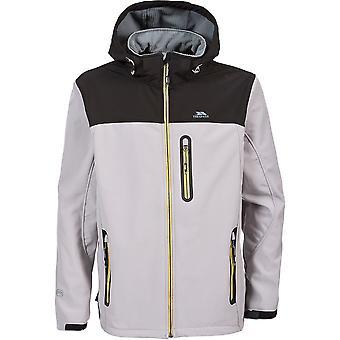 Trespass Mens Hebron Waterproof Breathable Softshell Jacket