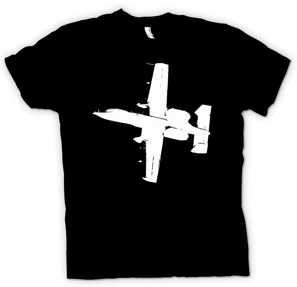 Kids T-shirt - A10 Thunderbolt Tank Buster - Awesome Fighter