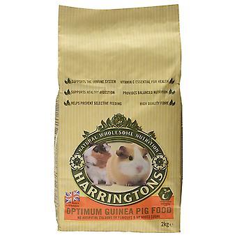 Harringtons optimal marsvin fødevarer, 2kg