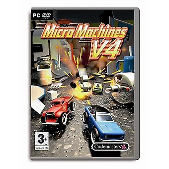 Micro maskiner v4 (PC)