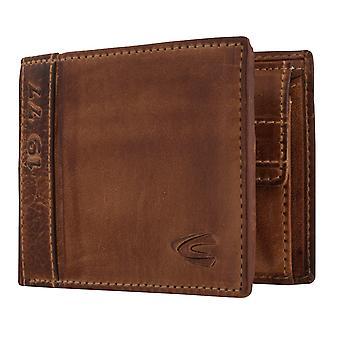 Camel active mens wallet wallet purse Brown 6334