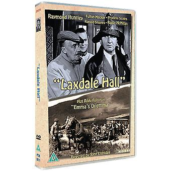 Laxdale Hall DVD