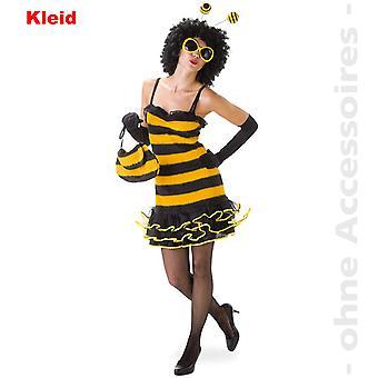 Bee costume ladies bee costume, bee Lady Bumblebee Brummer Lady costume