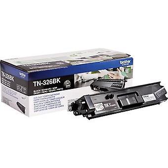 Brother Toner cartridge TN-326BK TN326BK Original Black 4000 pages