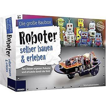 Corso materiale bauen selber Franzis Verlag Roboter & erleben 65267 8 anni e oltre