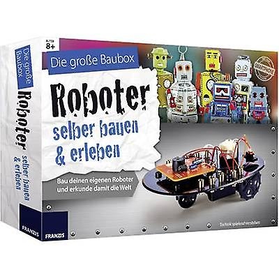 Course material Franzis Verlag Roboter selber bauen & erleben 65267 8 years and over
