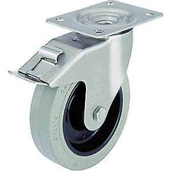 Blickle 387605 Stainless Steel Steering and trestle rollers Type (misc.) Roller ball bearing stop-fix